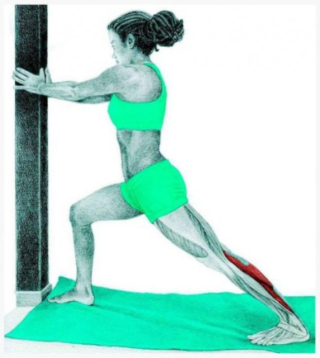 Te ilustracje pomogą Ci zrozumieć jakie ruchy wykonać, aby rozciągnąć konkretne partie mięśni