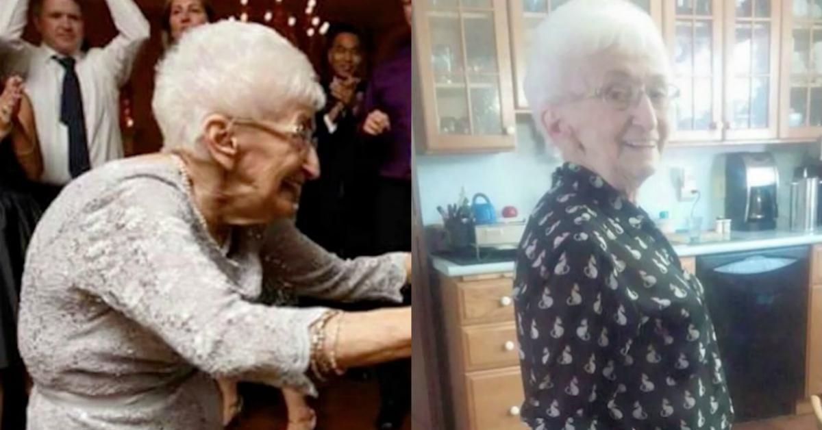 85-latka już od kilkunastu lat była zgarbiona. Wszystko zmieniło się, kiedy zaczęła ćwiczyć jogę!