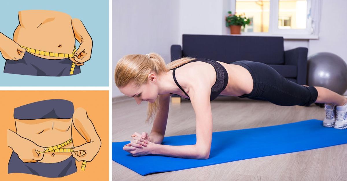 Wystarczy, że poświęcisz 4 minuty dziennie na to ćwiczenie. Po 28 dniach efekty będą rewelacyjne!