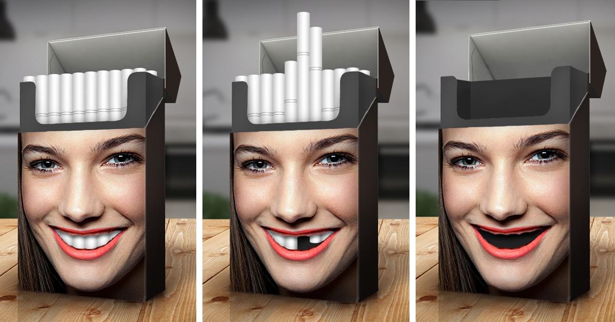 10 mocnych reklam antynikotynowych, które sprawią, że w końcu rzucisz palenie