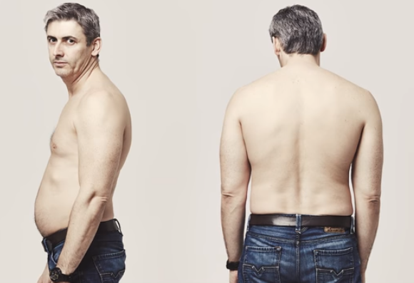45-letni ojciec dokonał niezwykłej metamorfozy. Zmienił swoje ciało w zaledwie 12 tygodni