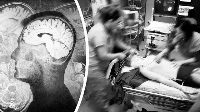 5 dziwnych reakcji, które dzieją się w ludzkim ciele po śmierci