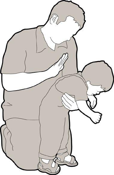 Śmierć przez zadławienie jest bardzo bolesna i powolna. Musisz wiedzieć, jak uratować dziecko!