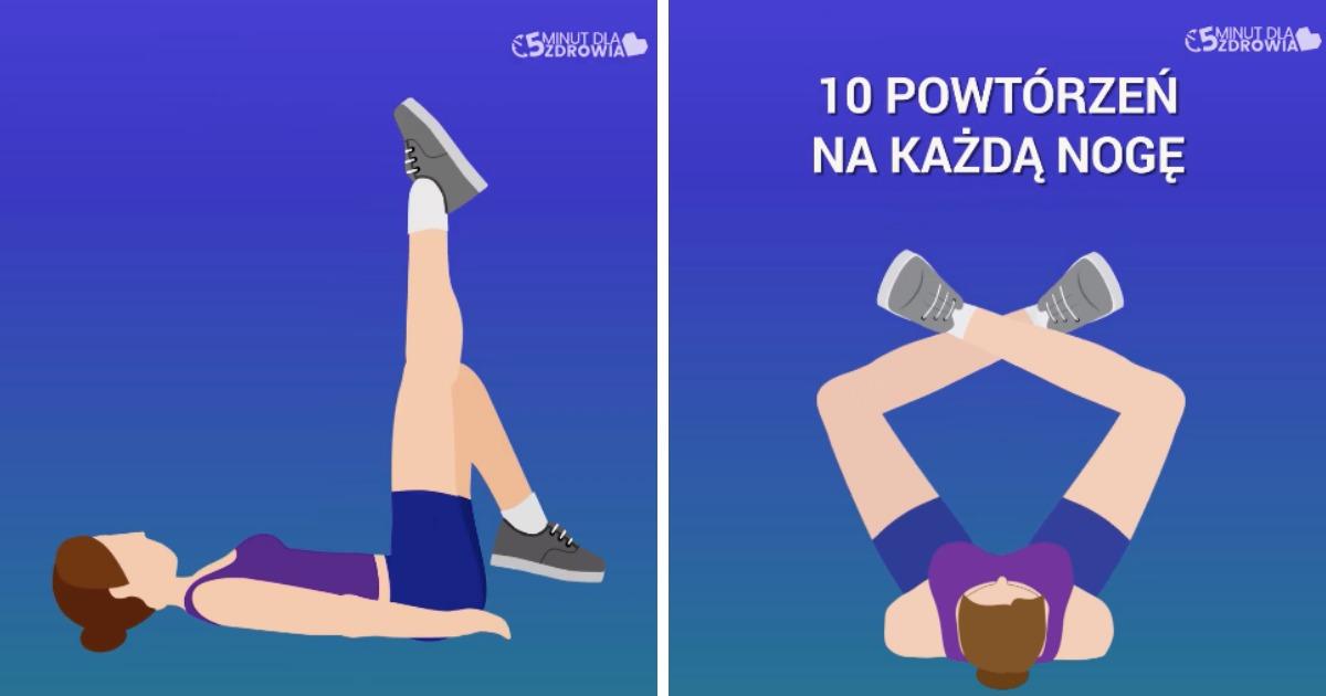 Ćwiczenia na odchudzenie nóg