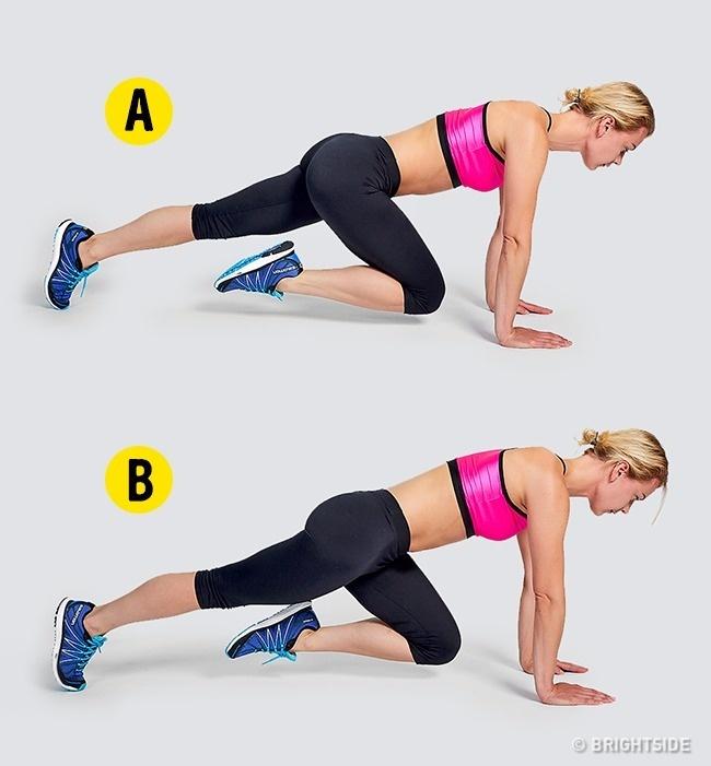 Szybkie ćwiczenia