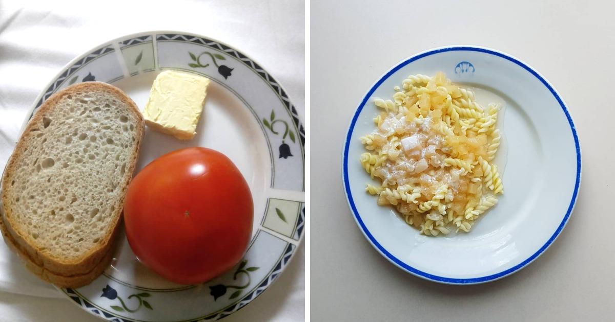 Polski szpital, niedożywienie