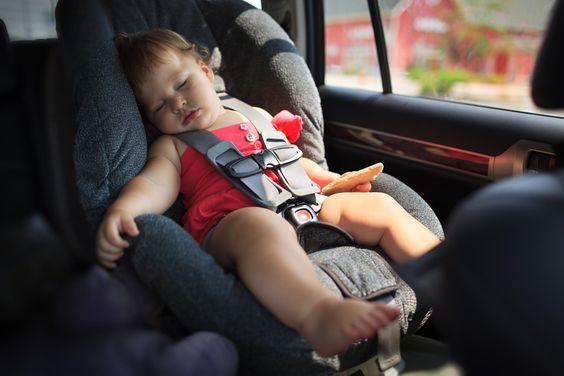 Jak umiera dziecko w nagrzanym samochodzie