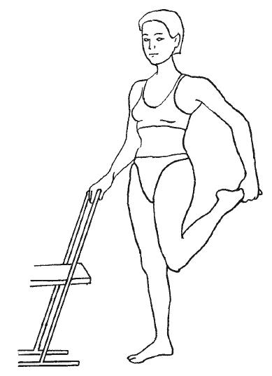 Ćwiczenia nóg bez sprzętu