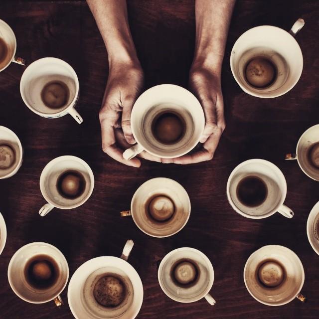 picie kawy wydłuża życie