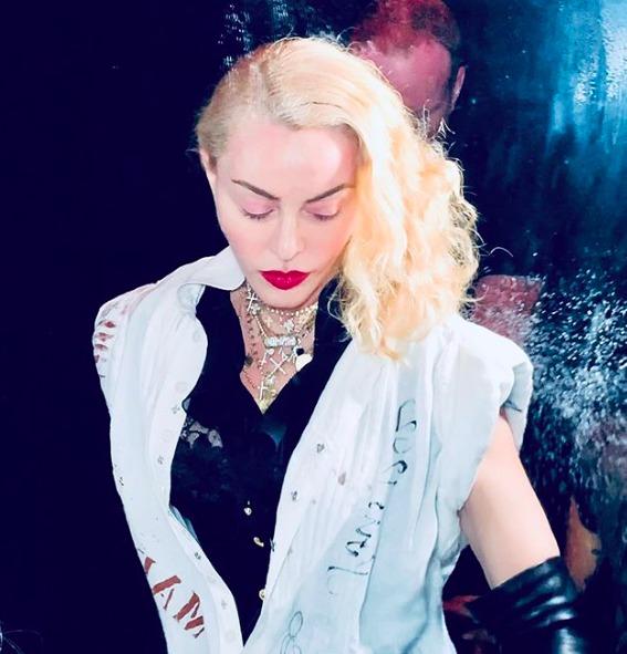 Madonna kończy dziś 61 lat. W wywiadzie zdradziła co robi by wyglądać świetnie