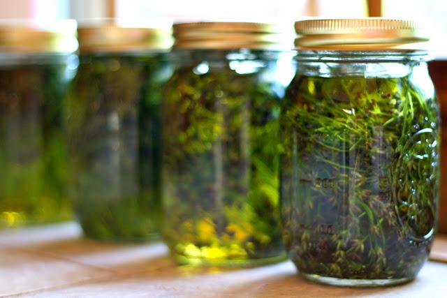 jak zrobić olejek lawendowy