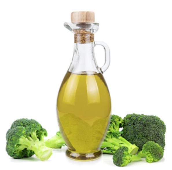 olej z nasion brokułu