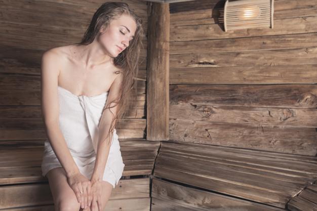 czy sauna jest zdrowa