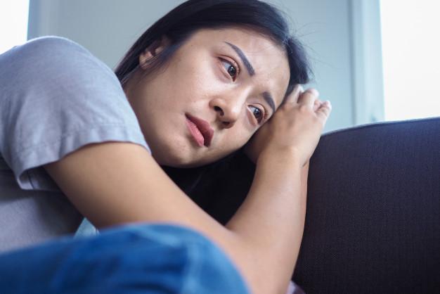 Jak przestać płakać w depresji