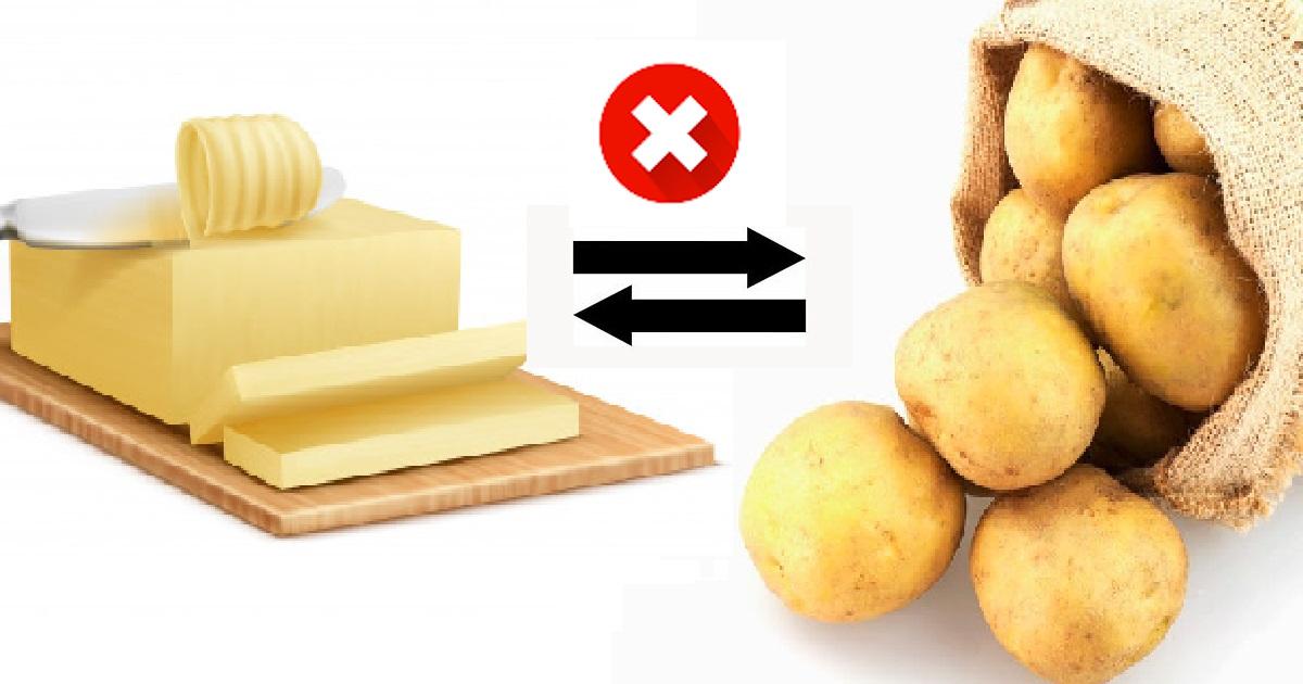 Produkty, których nie należy łączyć