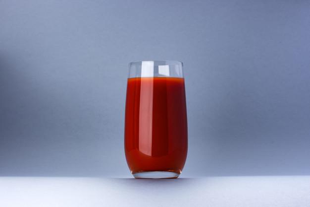 Właściwości soku pomidorowego