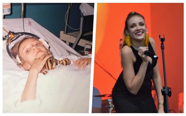 """Maja z The Voice of Poland walczy o życie! """"Pomóż, nie chcę przestać oddychać"""""""