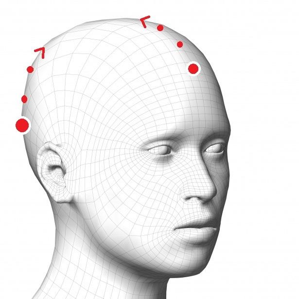 Odpowiedni i regularny masaż głowy odmłodzi Twoją twarz. Podpowiadamy jak to zrobić