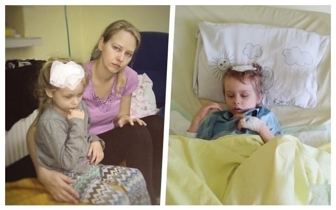 Guz odebrał 5-letniej Alince wzrok. Nie pozwólmy by odebrał również życie