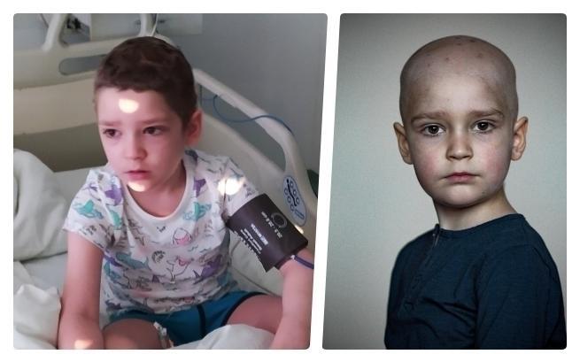 Nowotwór wrócił i chce odebrać 7-latkowi życie. Tylko wspólnymi siłami możemy pokonać chorobę