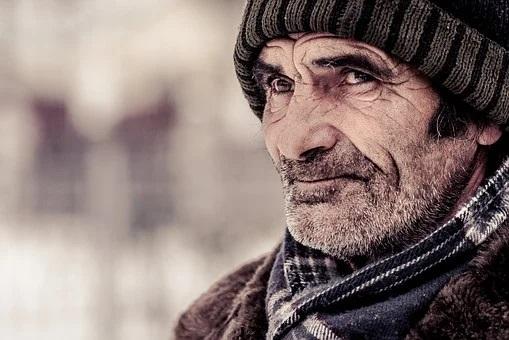 wpływ zimy na człowieka