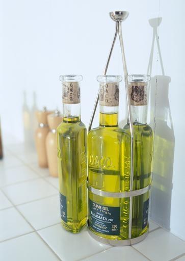 łyzka oliwy z oliwek po przebudzeniu