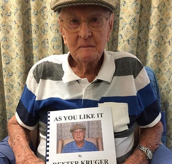 Ma 111 lat, uwielbia podroby, pisze książki, a jego umysł wciąż pracuje na pełnych obrotach