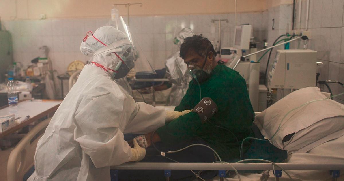 tragiczna sytuacja osób niezaszczepionych